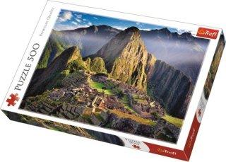 Trefl Puslespill Sanctuary of Machu Picchu 500 biter