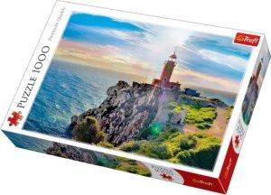 Trefl Puslespill 1000 biter Melagavi Lighthouse