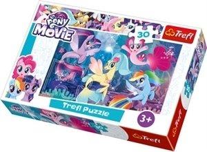 Trefl Puslespill 30 biter - My little Pony Join the Fun