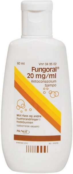 Fungoral 20 mg/ml
