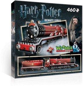 Wrebbit 3D Puslespill H. Potter Hogwarts Express