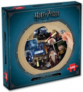 Winning Moves Harry Potter And The Philosopher`s Stone Puzzle