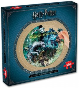 Winning Moves Harry Potter Magical Creatures Puzzle