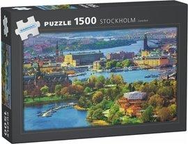 Kârnan Sweden Stockholm Puslespill
