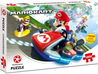 Winning Moves Mario Kart Puzzle