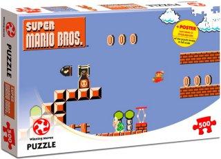 Winning Moves Super Mario Puslespill High Jumper