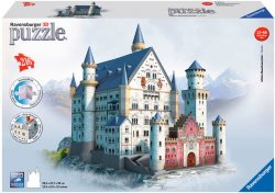 Ravensburger Neuschwanstein 216 biter 3D