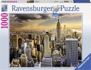 Ravensburger New York 1000 biter