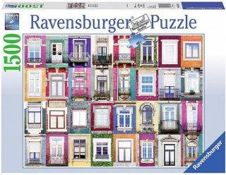 Ravensburger Windows in Porto 1500 biter
