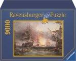 Ravensburger Puslespill 9000 Biter Bombardementet Av Alger