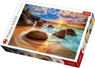 Trefl Puslespill 1000 deler Samudra beach India