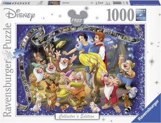 Ravensburger Puslespill 1000 Deler Snow White