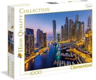 Clementoni Puslespill 1000 deler Dubai