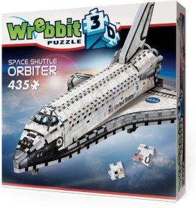 Wrebbit Space Shuttle Orbiter Puslespill