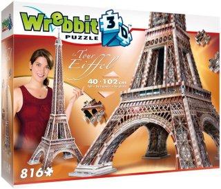 Wrebbit La Tour Eiffel Puslespill