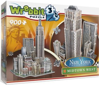 Wrebbit New York Midtown West Puslespill