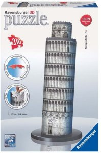 Ravensburger 3D puzzle leaning tower 125579