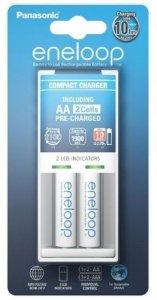 Panasonic Eneloop Batterilader