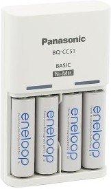 Panasonic Eneloop BQ-CC51