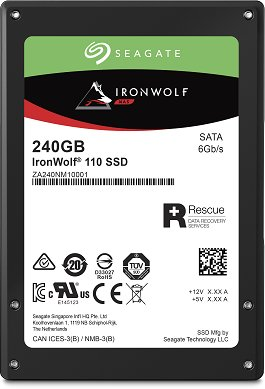 Seagate IronWolf SSD 110 960GB