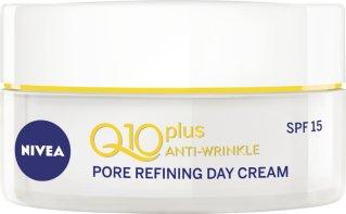 Nivea Q10 Plus Anti-Wrinkle Pore Refining Day Cream 50ml