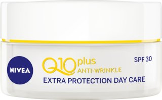 Nivea Q10 Plus Anti-Wrinkle Extra Protection Day Care 50ml