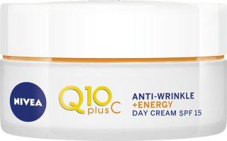 Nivea Q10 Plus C Anti-Wrinkle + Energy Day Care 50ml