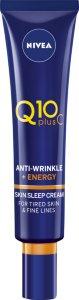 Nivea Q10 Plus C Anti-Wrinkle + Energy Skin Sleep Cream 50ml