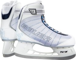 Bauer Flow Red Ice