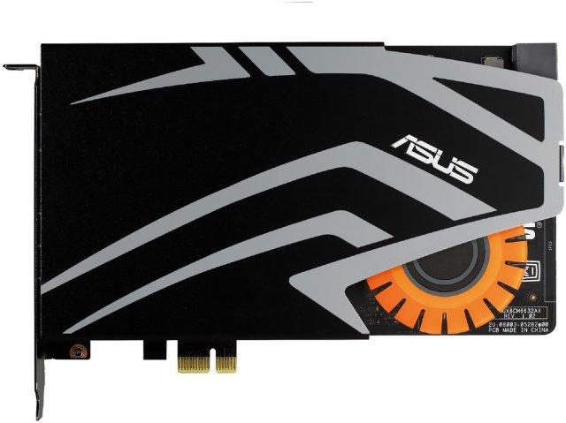 Asus Strix Raid Pro Gaming Lydkort