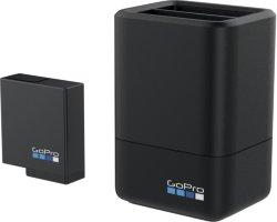 GoPro Dual Batteri og Batterilader (AADBD-001)