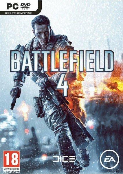 Digital Illusions Battlefield 4