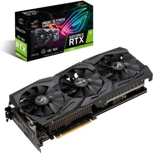 Asus GeForce ROG Strix RTX 2060 OC