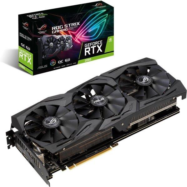 Asus GeForce ROG Strix RTX 2060 OC