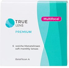 TrueLens Premium Monthly Multifocal 6p
