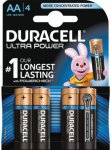 Duracell Ultra Power AA (4 pk)