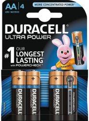 Duracell Ultra Power AA (4 pk)
