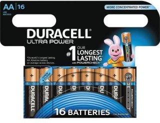 Duracell Ultra Power AA (16 pk)