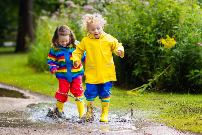 0775247c Regntøy-guide: Det beste regntøyet til barn 2019 - Prisguiden.no