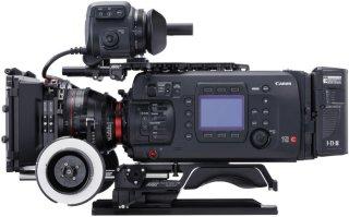Canon C700 FF EF