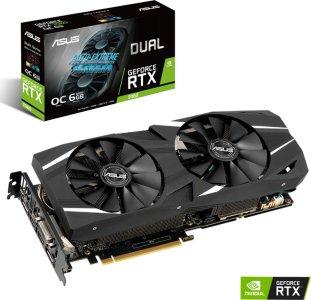 Asus GeForce RTX 2060 Dual