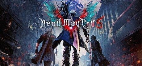 Devil May Cry 5 til PC