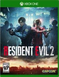 Capcom Resident Evil 2 (2019)