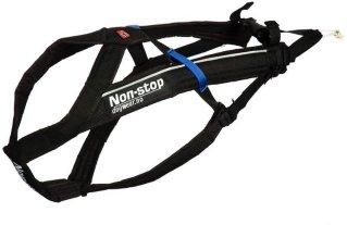 Non Stop Dogwear Freemotion Harness Black | Fjellsport.no