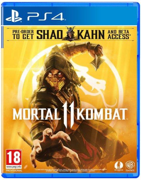 Mortal Kombat 11 til Playstation 4