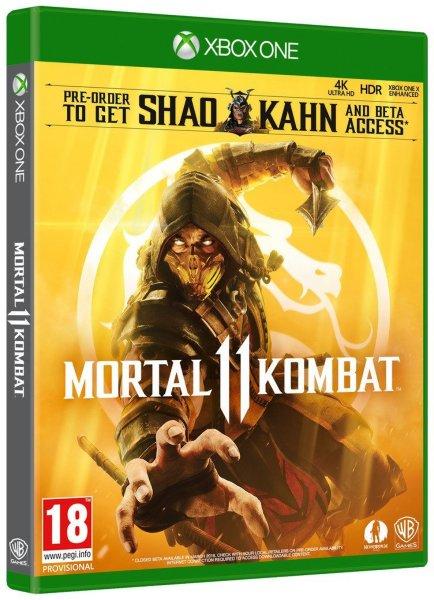 Mortal Kombat 11 til Xbox One