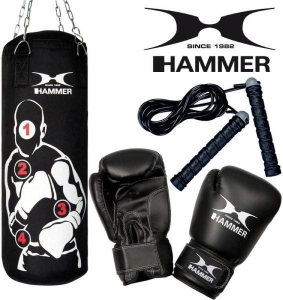 Hammer Sparring Pro Boksesett