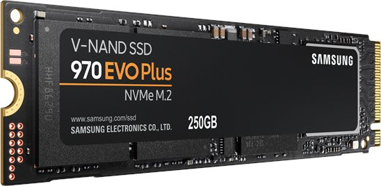 Samsung 970 EVO Plus 250GB