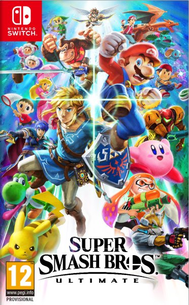 Super Smash Bros. Ultimate til Switch