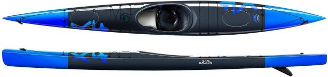 Axis Kayaks X4 Performance Axis